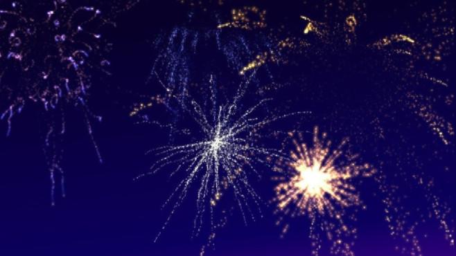 Fireworks 2 Screensaver: Auf Jahreswechsel einstimmen ©COMPUTER BILD