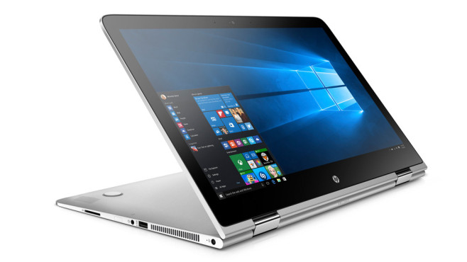HP Spectre x360: 4K-Convertible © HP