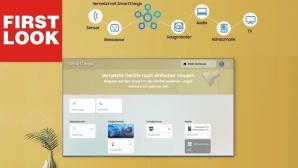 Samsung steuert vernetztes Haus über Smart-TVs©Samsung, COMPUTER BILD