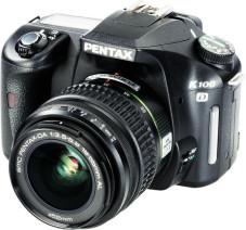 """Die """"K100D"""" ist für Einsteiger und Hobbyfotografen eine gute Wahl. Geboten werden eine vernünftige Bildqualität und eine gute Ausstattung."""