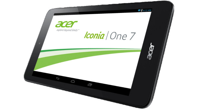 Acer Iconia One 7 B1-750HD © Media Markt