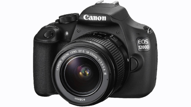 Canon EOS 1200D Kit 18-55 mm Canon DC III © Media Markt