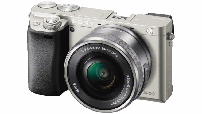 Sony Alpha 6000 Kit © Media Markt