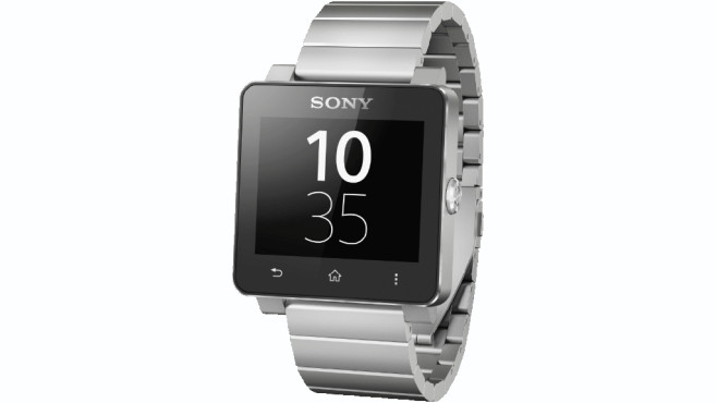 Sony SmartWatch 2 SW2 © Media Markt
