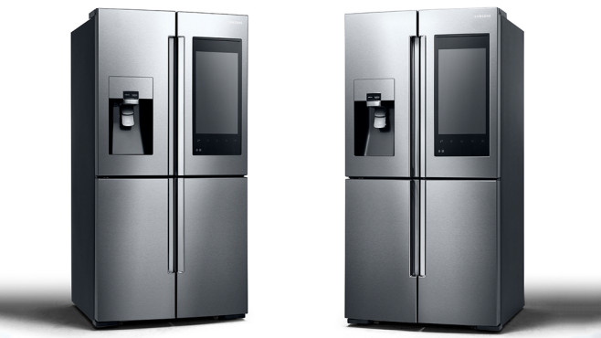 Aldi Kühlschrank : Samsung family hub ab sofort erhältlich computer bild