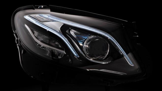 Mercedes Benz Multibeam©Mercedes Benz