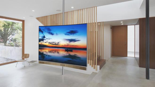 TCL 110-Zoll-UHD-TV©TCL