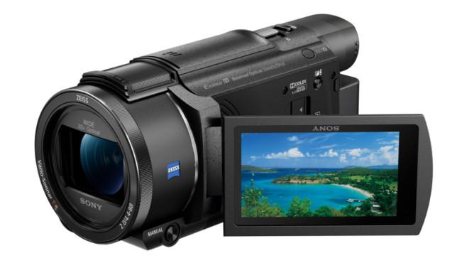 Sony FDR-AX53©Sony