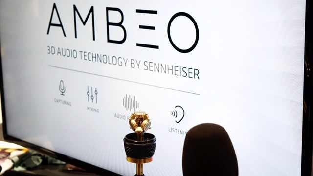 Sennheiser Ambeo©COMPUTER BILD