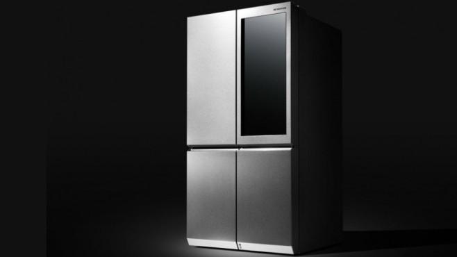 Kühlschrank Warner : Signature fridge kühlschrank von lg computer bild