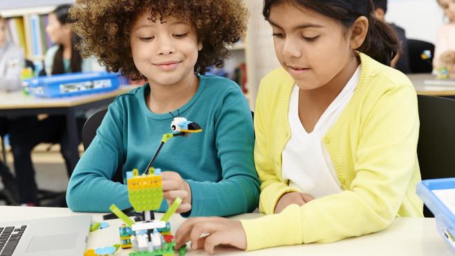 Lego Education WeDo 2.0©Lego
