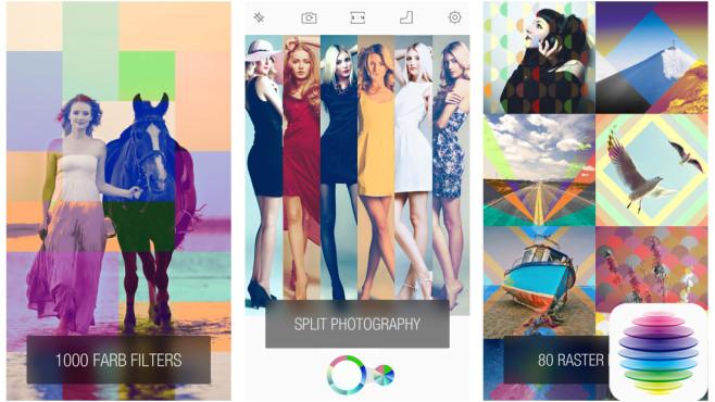 Colorburn – 1.000 Filter Kamera ©Wanman Inc