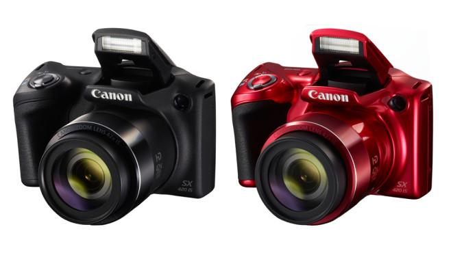 Canon PowerShot SX420 IS©Canon