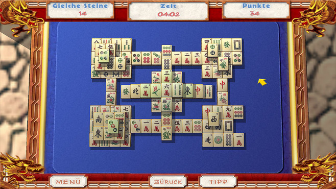 Great Mahjong©Intenium