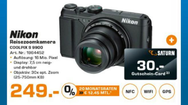 Nikon COOLPIX S9900 ©Saturn