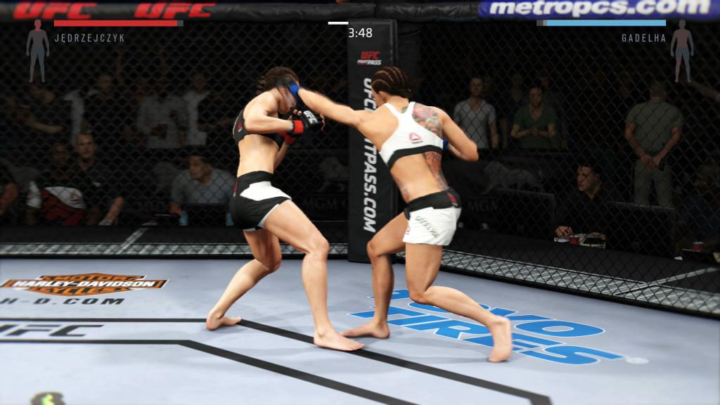 EA Sports UFC 2: Punch©EA