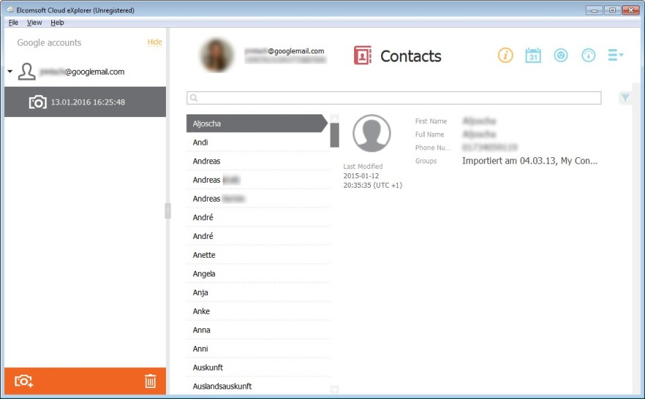 elcomsoft cloud explorer registration code