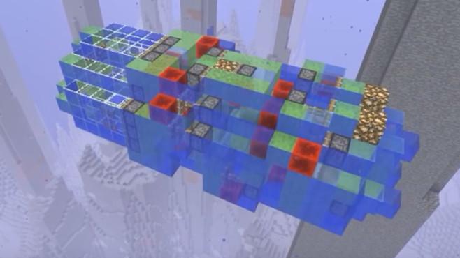 Minecraft: U-Boot©YouTube.com / Alex_you