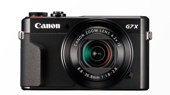 Canon Powershot G7 X Mark II©Canon