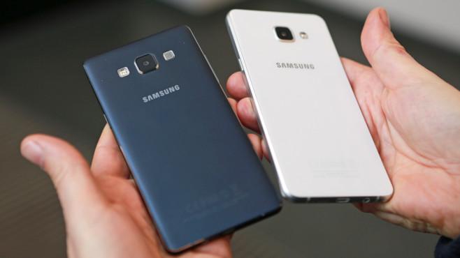 Samsung Galaxy A5©COMPUTER BILD