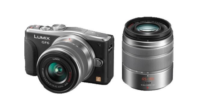 Panasonic Lumix DMC-GF6 Kit 14-42 mm + 45-150 mm ©Media Markt