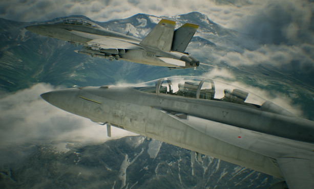 Ace Combat 7 – Skies Unknown © Bandai Namco, Project Aces