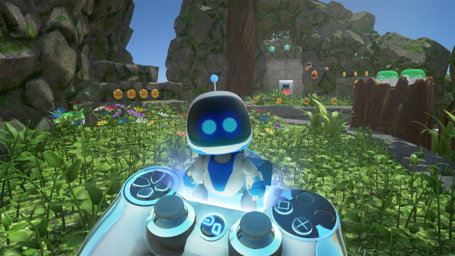 Astro Bot Rescue Mission © Sony Interactive Entertainment