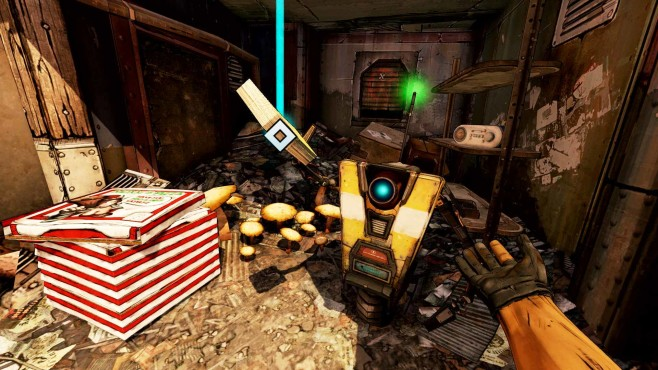 Borderlands 2 VR © 2K Games