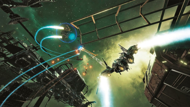 Eve – Valkyrie © CCP Games