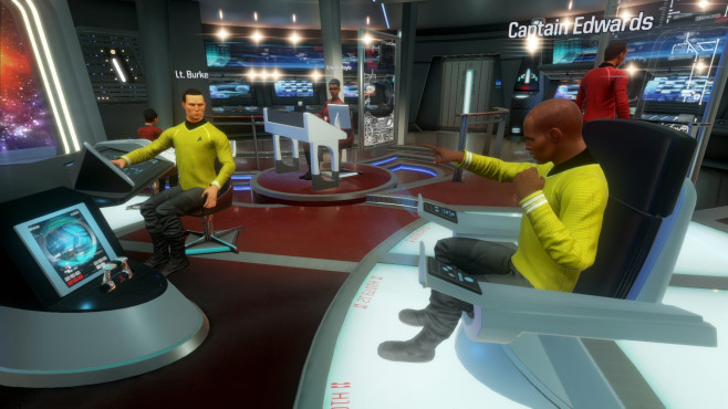 PlayStation VR: Star Trek – Bridge Crew © Ubisoft, Sony