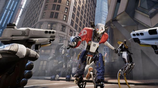 Robo Recall ©Epic Games