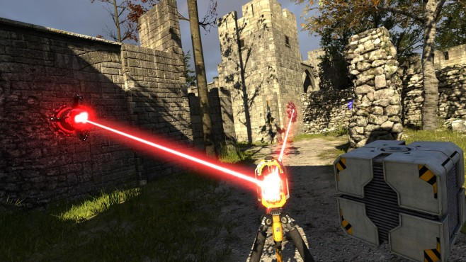 The Talos Principle VR © Croteam, Devolver Digital