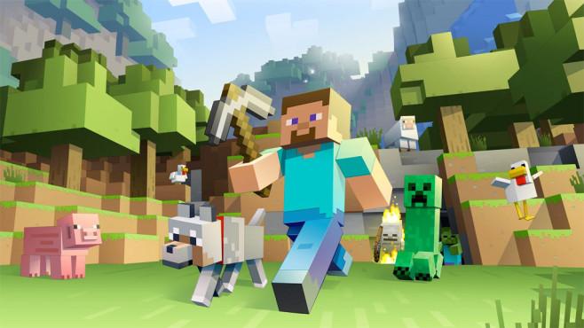 Minecraft: Pornos©Mojang / Microsoft