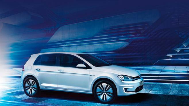 VW e-Golf©Volkswagen
