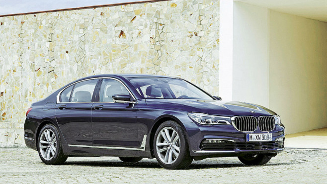 "Gewinner ""Connected Car"": BMW 7er © AUTO BILD"
