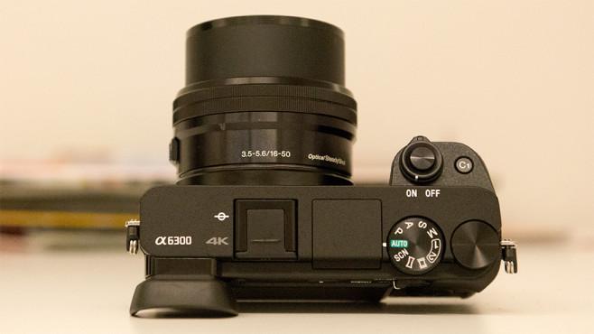Sony Alpha 6300©Sony