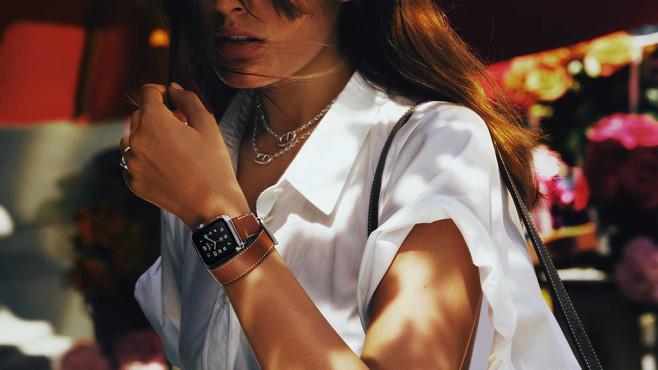 Apple Watch Hermes Produktfoto©Hermès