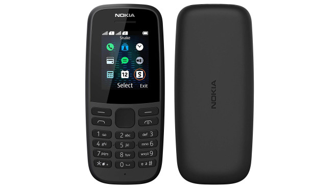 Nokia 105 (2017) Dual SIM © HMD Global