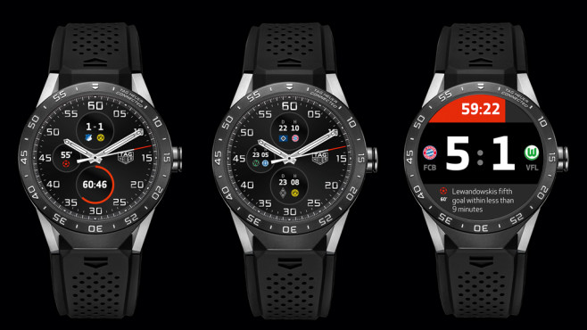TAG Heuer Connected©TAG Heuer