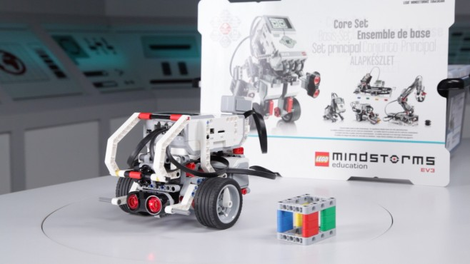 Test Lego Mindstorms Education Computer Bild Spiele