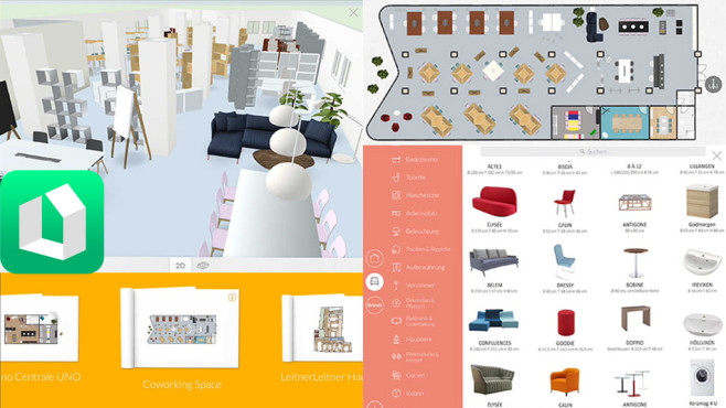 Roomle – 3D Home & Office ©Roomle GmbH