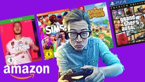 30 beliebte Spiele f�r PC und Konsolen bei Amazon©lassedesignen � Fotolia.com, Amazon