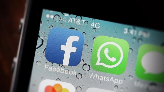 WhatsApp und Facebook verschmelzen?©Justin Sullivan /getty images