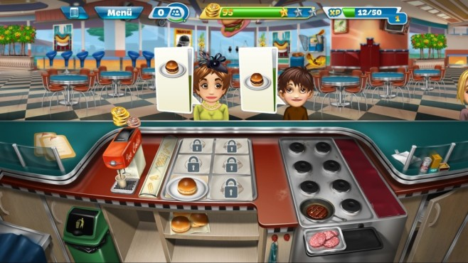 Cooking Fever © Nordcurrent