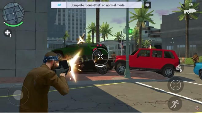 Gangstar New Orleans © Gameloft