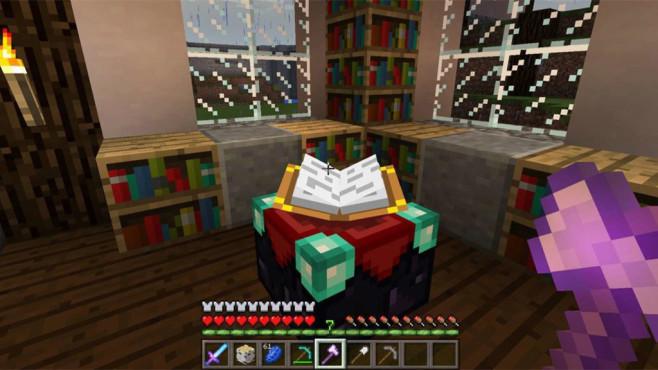 Minecraft für Windows 10 ©Mojang