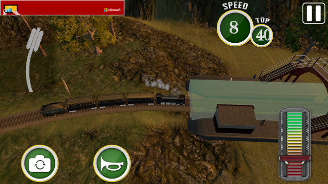Train Driver 2018 © Next Generation Games
