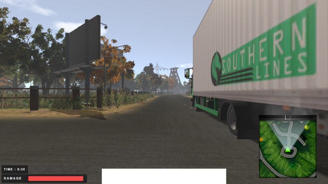 American Truck Simulator 2016©Ironjaw Studios Private Limited