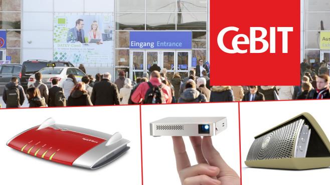 CeBIT-Highlights 2016©CeBIT, AVM, Aiptek, InnoDevice, COMPUTER BILD
