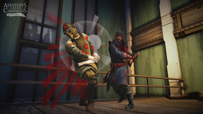 Assassin's Creed Chronicles: Russia ©Ubisoft